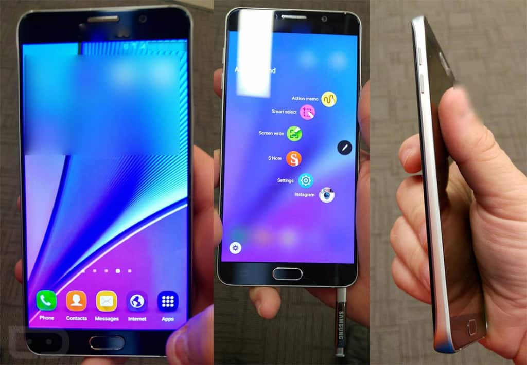 samsung-galaxy-note-5-hi-res-1-1024x710 Nieuwe foto's tonen wederom Samsung Galaxy Note 5 in volle glorie