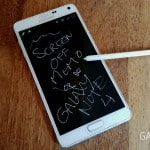 Tip-voor-gevorderden: Galaxy Note 5's Screen-off Memo op je Note 3, 4, Edge