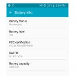 Samsung Galaxy A7 (2016) heeft flinke batterij