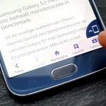 Snelle browsertip voor je Samsung Galaxy S6/J5/A5: nieuwe tab openen met één tik