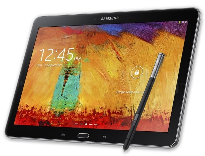 samsung-galaxy-note-10-1-2014-edition-android-lollipop-update-stagefright Android Lollipop update van start voor WiFi versie Samsung Galaxy Note 10.1 2014 (update: nu ook in NL)