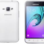 Afbeeldingen Samsung Galaxy J1 (2016) duiken op