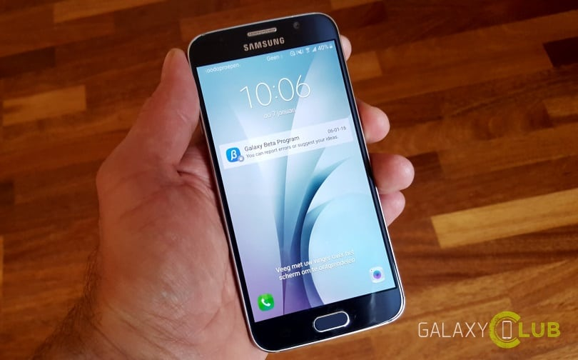 samsung-galaxy-s6-android-6-marshmallow-preview Android Marshmallow update voor Galaxy S6 en S6 Edge arriveert in Europa (Polen, met name)