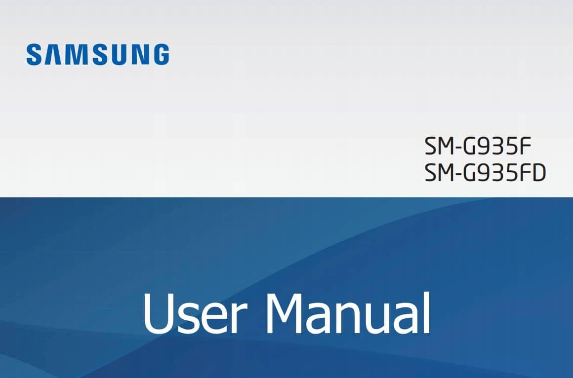 user manual samsung galaxy s7edge samsung galaxy s7 edge