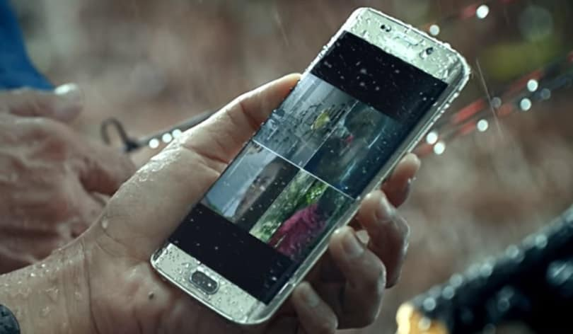 samsung-galaxy-s7-edge-waterdicht Video bevestigt waterdichte Samsung Galaxy S7 (Edge)