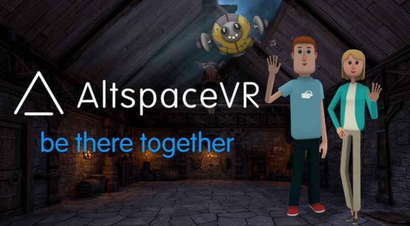 samsung-gear-vr-sociaal-altspacevr-2 Gear VR tip: virtueel sociaal doen in virtual reality