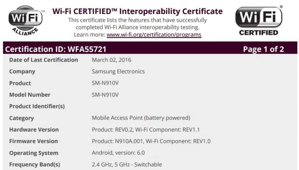 samsung-galaxy-note-4-android-marshmallow-update-wifi-cert