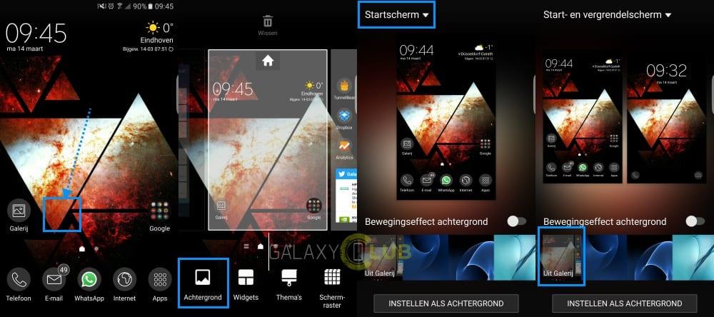 Tips: Personaliseer Je Nieuwe Galaxy S7 (Edge