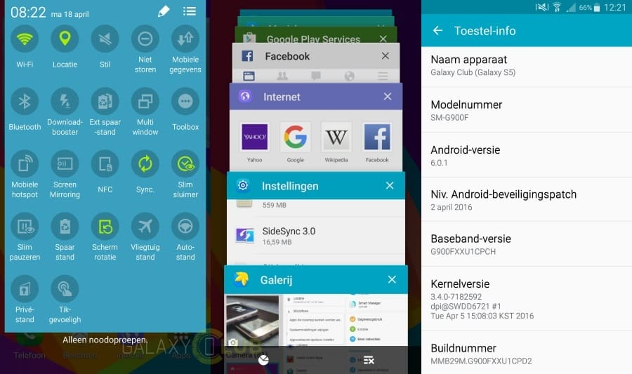 samsung-galaxy-s5-nederland-android-marshmallow-xxu1cpd2 Nederlandse Samsung Galaxy S5 krijgt update naar Android 6.0.1 Marshmallow (update: T-Mobile)