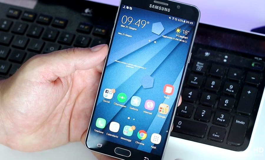 samsung-galaxy-note-7-touchwiz-interface-grace-ux Dit is de nieuwe TouchWiz UX van de Galaxy Note 7