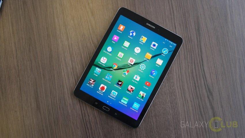 samsung-galaxy-tab-s2-1 'Samsung werkt aan Android 7.0 Nougat voor de Galaxy Tab S2 (en Note 5)'