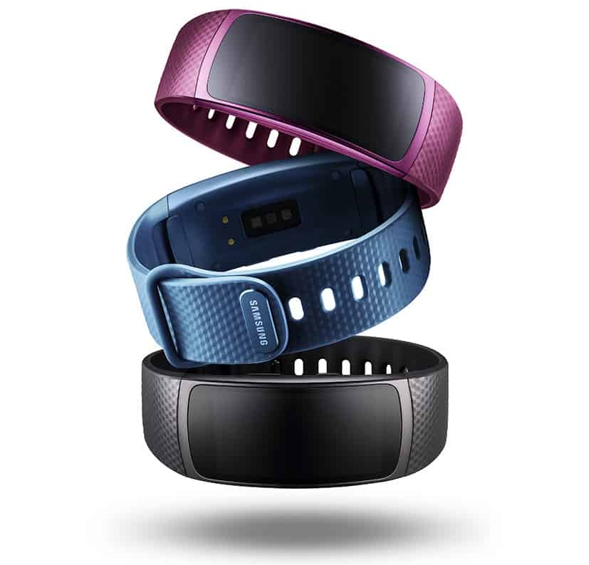 samsung-gear-fit-2 Samsung lanceert Gear Fit 2 en Gear IconX