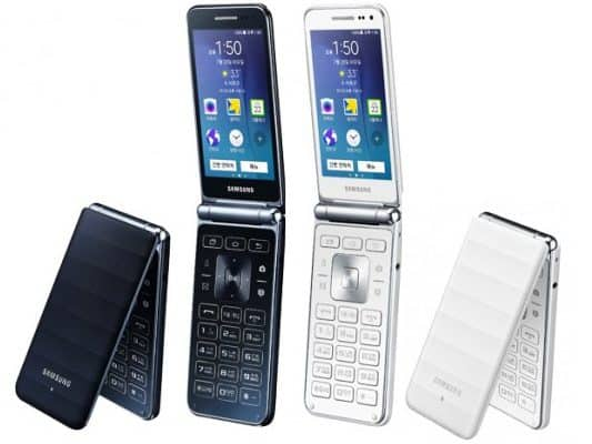 Samsung-Galaxy-Folder-flip-android-phone