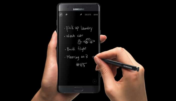 galaxy-note-7-s-pen-aod De vernieuwde S Pen van de Galaxy Note 7 in een notendop