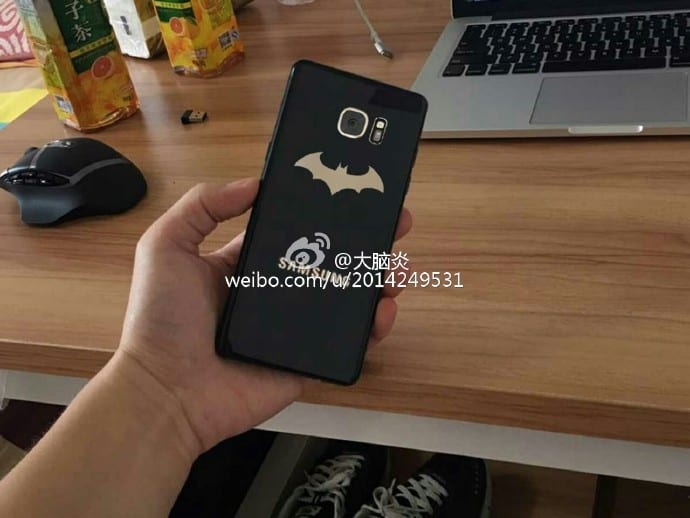 galaxy-note7-injustice-ed-2 Galaxy Note 7 komt ook als 'Injustice Edition' a.k.a. Batman-versie
