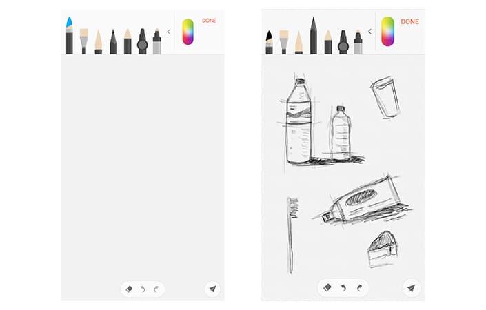 samsung-notes-1 Onder de loep: Samsung Notes app van de Galaxy Note 7 (komt ook naar andere Note telefoons)