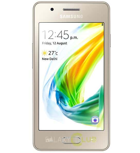 z2-a Dit is de Samsung Z2 met Tizen, in volle glorie