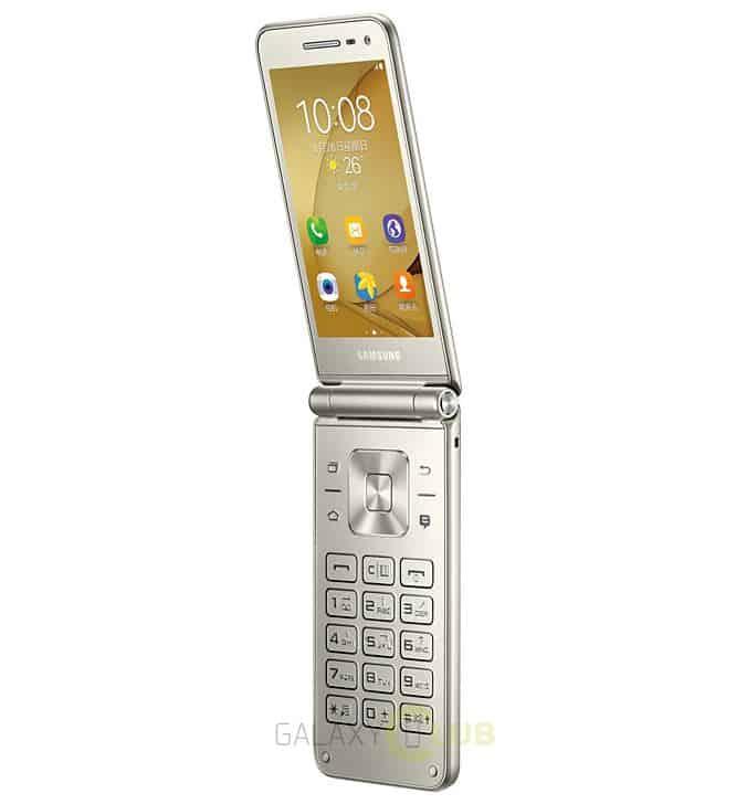galaxy-folder-2-c Samsung's nieuwe klaptelefoon Galaxy Folder 2 te zien op officiële afbeeldingen