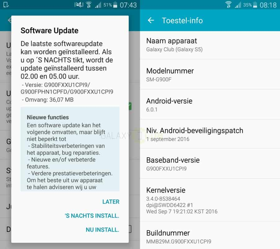 galaxy-s5-update-september-security-patch-xxu1cpi9 Update met september patch bereikt Galaxy S5 (unbranded én branded)