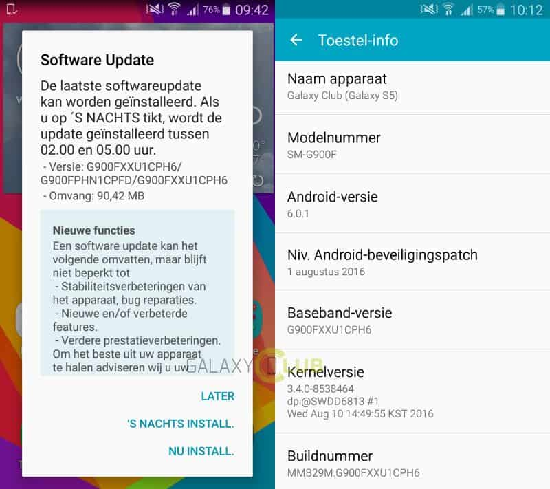 galaxy-s5-update-xxu1cph6-augustus-patch-1 Unbranded Galaxy S5 krijgt update met augustus security patch (update 12-9: T-Mobile)