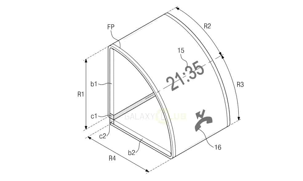 galaxy-wings-patent-3 Samsung patenteert 'Galaxy Wings' concept: multifunctioneel opvouwbare Galaxy