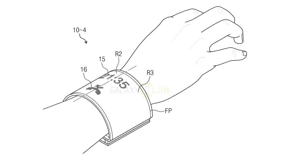 galaxy-wings-patent-4 Samsung patenteert 'Galaxy Wings' concept: multifunctioneel opvouwbare Galaxy