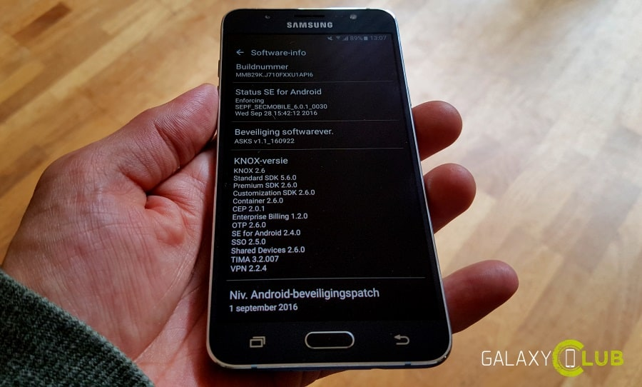 galaxy-j7-2016-september-patch-update Update brengt september patch voor Galaxy J7 (2016)