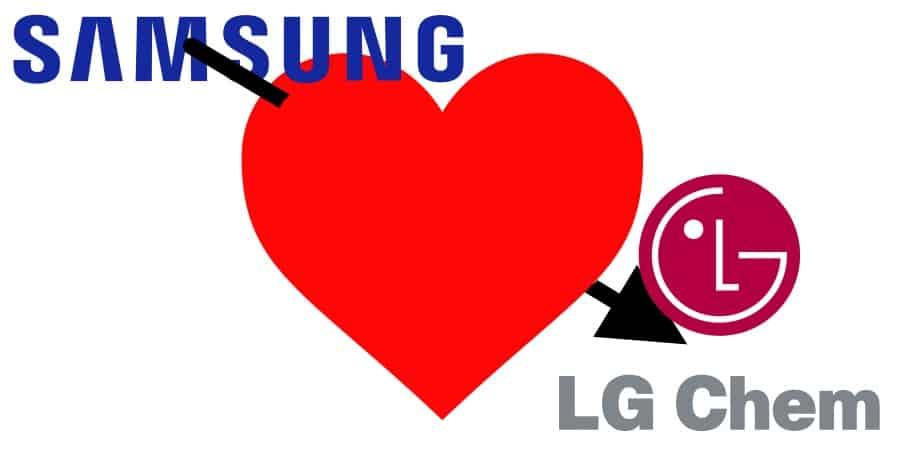 galaxy-s8-lg-batterij 'Samsung overweegt batterijen van LG voor de Galaxy S8'