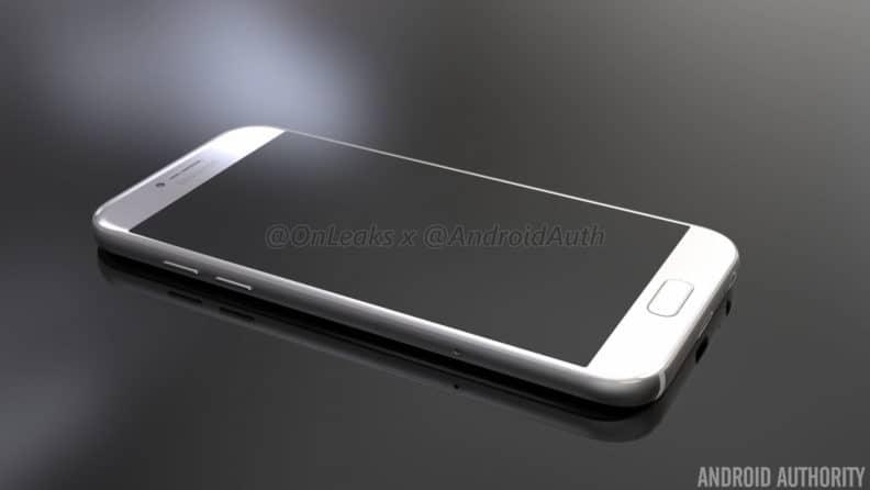 samsung-galaxy-a5-2017-render-4 Renders aankomende Samsung Galaxy A5 (2017) duiken op