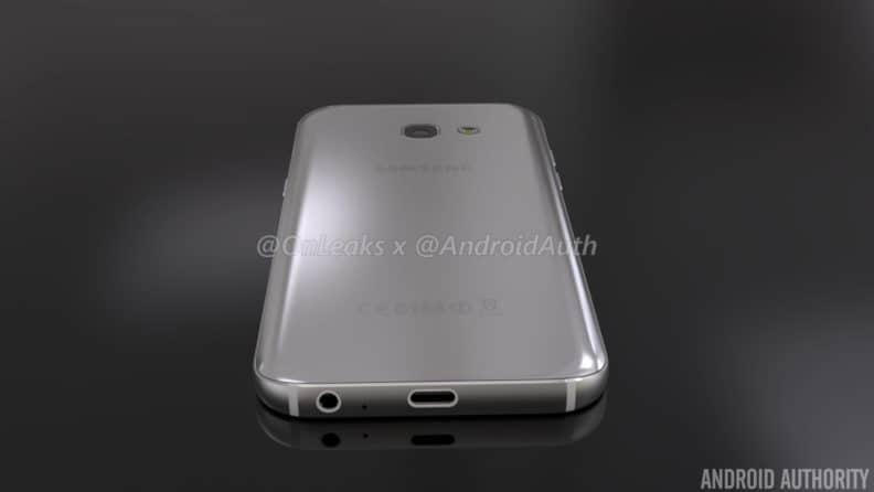 samsung-galaxy-a5-2017-render-8 Renders aankomende Samsung Galaxy A5 (2017) duiken op