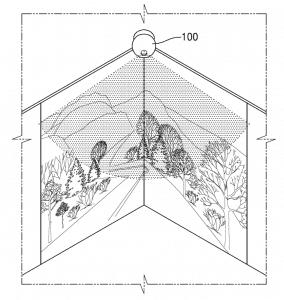 samsung-gear-projector-4-284x300 Samsung vraagt patent aan op 'Gear Projector'