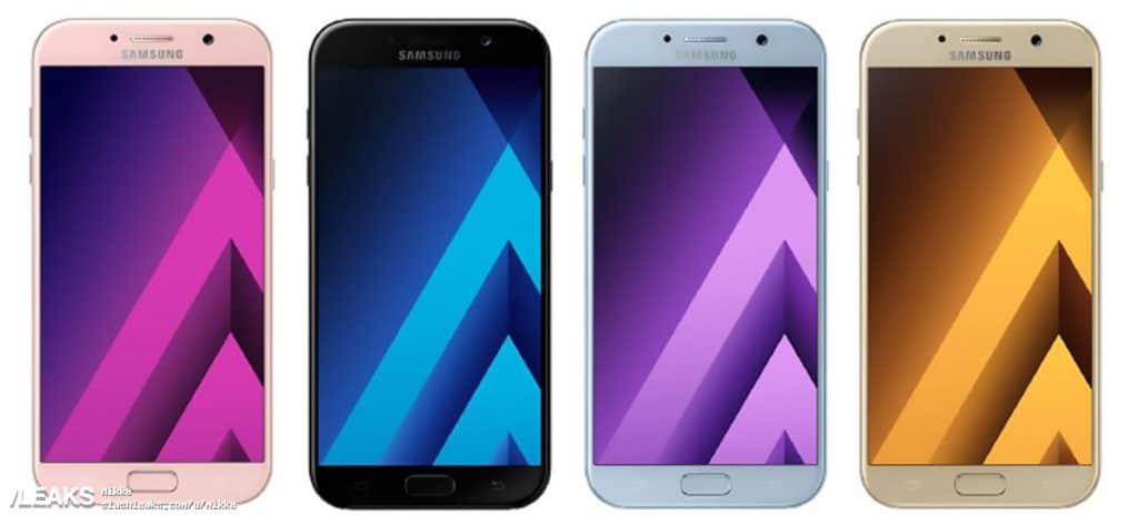a5-2017-1024x473 Renders, specs en prijzen duiken op van de Galaxy A5 (2017)