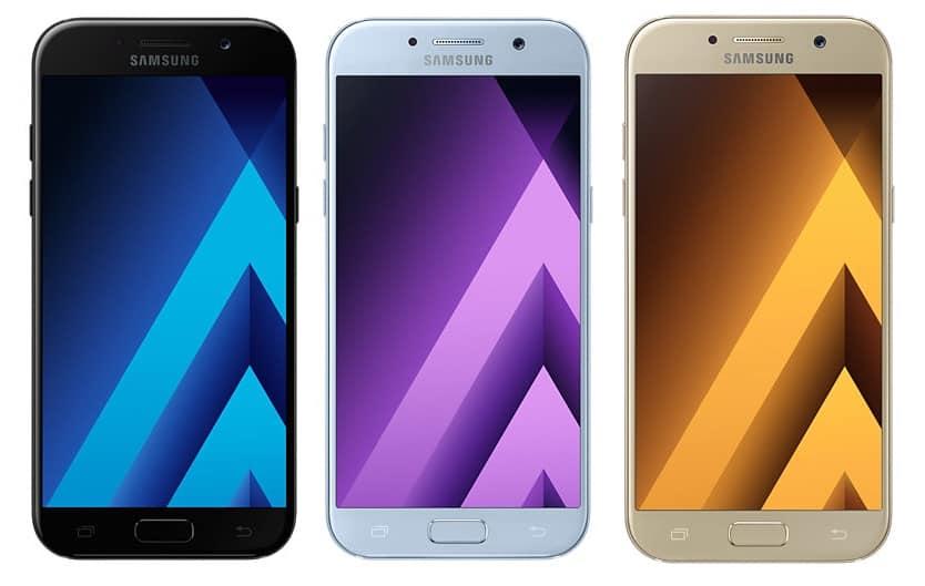 galaxy-a5-2017-officieel Samsung lanceert officieel de Galaxy A3 (2017) en de Galaxy A5 (2017)
