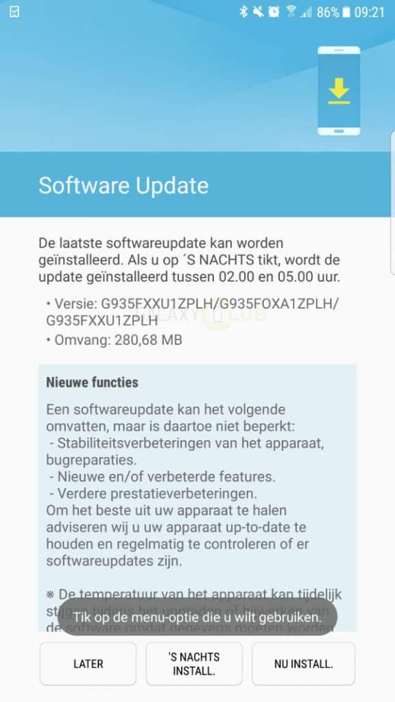 galaxy-s7-edge-android-nougat-beta-4-afb-2-576x1024 Nieuwe Nougat-beta update voor de Galaxy S7 en S7 Edge, einde testfase nog niet in zicht