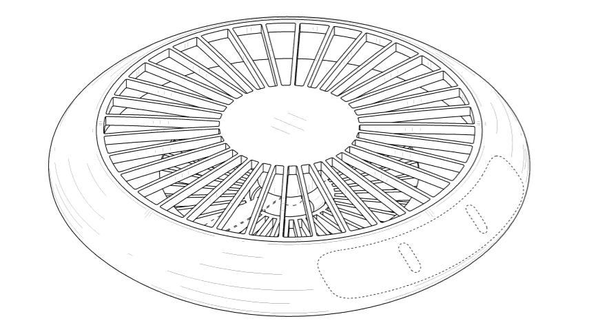 samsung-drone-design-patent-1 Ow, hallo Gear Drone: Samsung wil eigen drone design patenteren