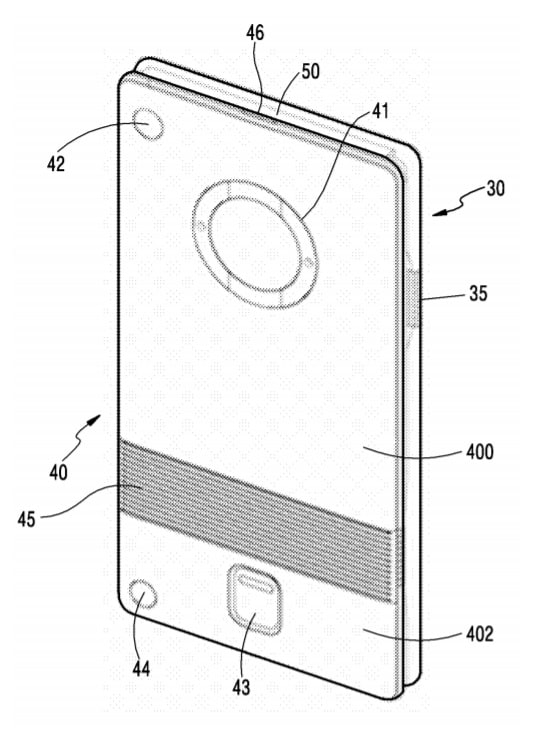 samsung-flexibled-device-design-patent-2 Meer flexibele devices: Samsung patent toont vouwbare camera smartphone