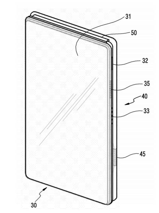 samsung-flexibled-device-design-patent-3 Meer flexibele devices: Samsung patent toont vouwbare camera smartphone