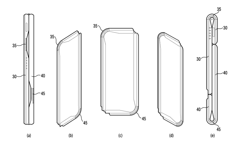 samsung-flexibled-device-design-patent-4 Meer flexibele devices: Samsung patent toont vouwbare camera smartphone