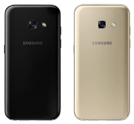 galaxy-a3-2017-achter Samsung lanceert officieel de Galaxy A3 (2017) en de Galaxy A5 (2017)