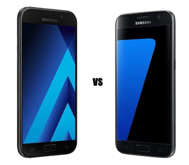 galaxy-a5-2017-versus-galaxy-s7-vergelijking-verschillen-1 Vergelijking: Galaxy A5 (2017) versus Galaxy S7, de verschillen