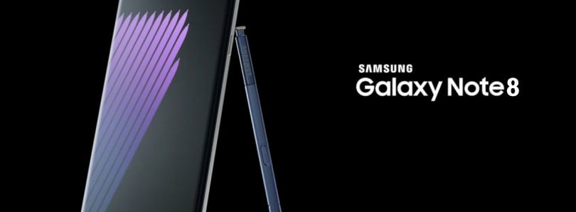 galaxy-note-8 Samsung Galaxy Note 8 krijgt codenaam: Baikal