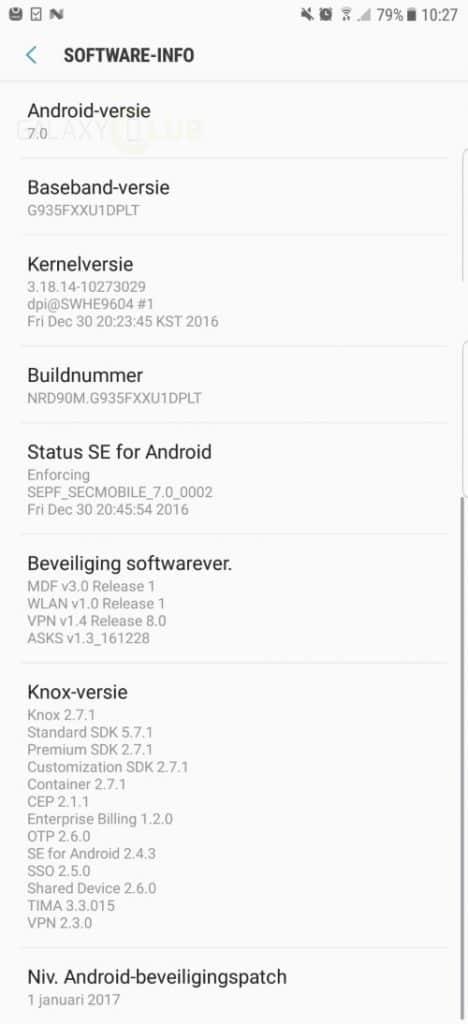 galaxy-s7-edge-android-7-nougat-uitrol-officieel-2-xxu1dplt-468x1024 Samsung kondigt officiële uitrol Android 7.0 Nougat update Galaxy S7 en S7 Edge aan (update: van start)