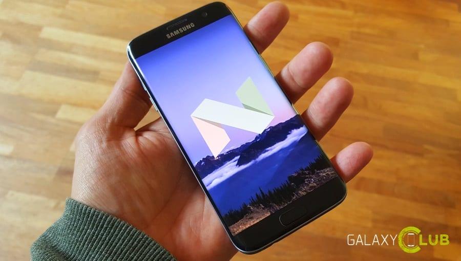 Galaxy S7 krijgt Samsung Experience UX met de Oreo update