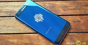 Galaxy S7 juni update