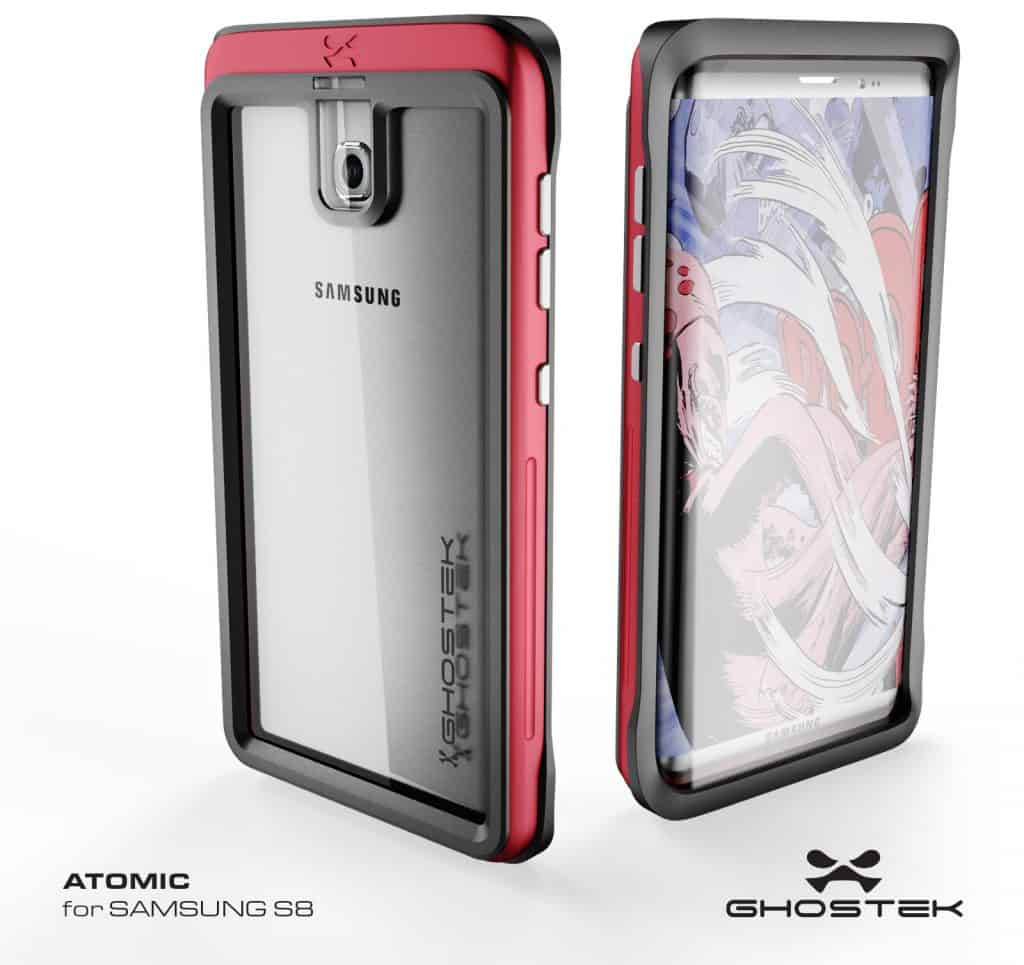 galaxy-s8-case-render-1-1024x965 Hoesjesmakers maken renders, suggereren Galaxy S8 met 3,5mm jack en stereo speakers (update)