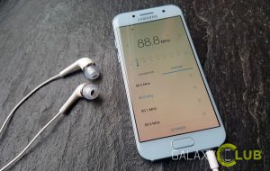 galaxy a3 2017 review radio