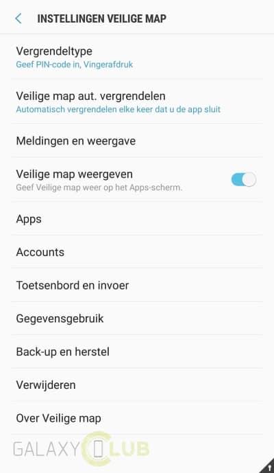 galaxy-s7-tip-veilige-map-secure-folder-4 Galaxy S7 (Edge) met Nougat tip: installeer Veilige Map (update: nu ook officieel)