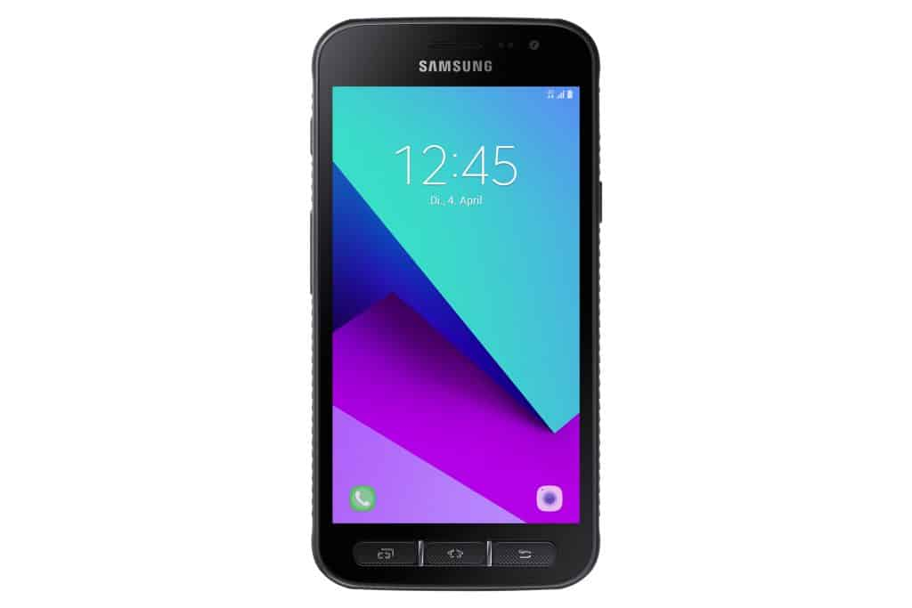 Samsung-Galaxy-Xcover4_SM-G390F_black_front-1024x683 Samsung lanceert Galaxy Xcover 4 (in Duitsland)