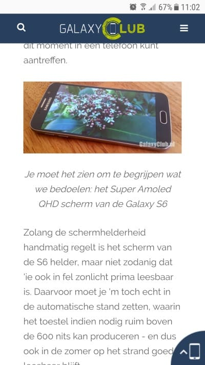 galaxy-s6-edge-android-7-nougat-nederland-8 Update Android 7.0 Nougat op de Nederlandse Galaxy S6 (Edge) - 17 mei: unbranded S6 + S6 Edge