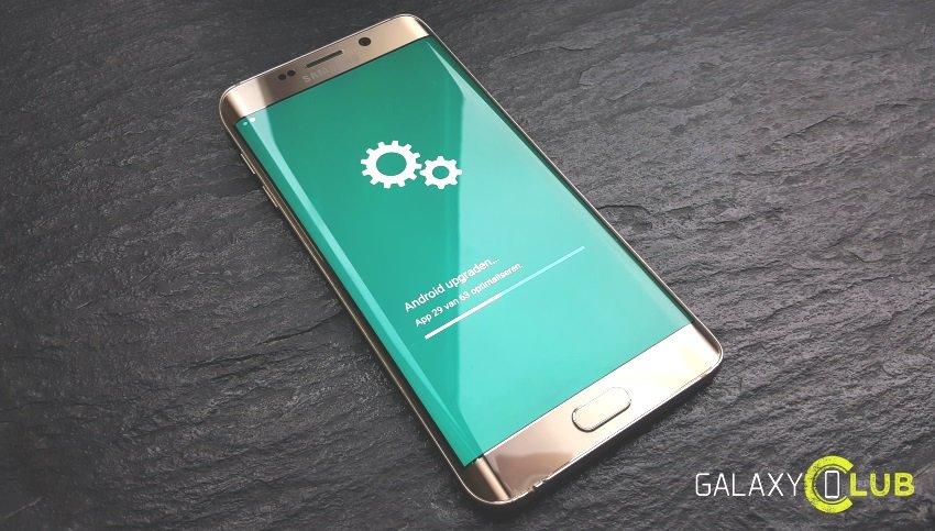 galaxy-s6-edge-plus-android-7-nougat-update Nougat arriveert op eerste Europese Galaxy S6 Edge+, nog niet in Nederland